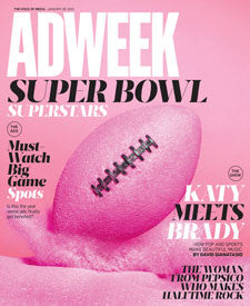 Adweek Back Issue N. 3 - 2015