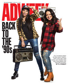 Adweek Back Issue N. 7 - 2015