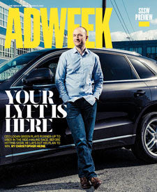 Adweek Back Issue N. 9 - 2015