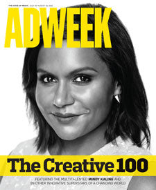 Adweek Back Issue N. 26 - 2015