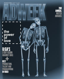Adweek Back Issue N. 27 - 2015