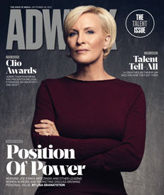 Adweek Back Issue N. 32 - 2015