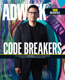 Adweek Back Issue N. 33 - 2015