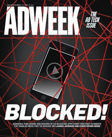 Adweek Back Issue N. 37 - 2015
