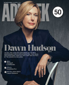 Adweek Back Issue N. 39 - 2015