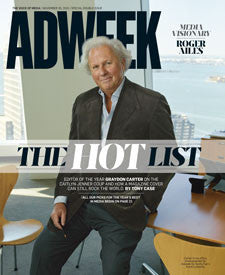 Adweek Back Issue N. 41 - 2015