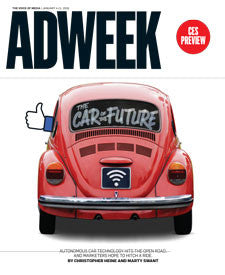 Adweek Back Issue N. 1 - 2016