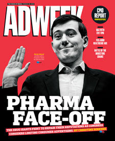 Adweek Back Issue N. 11 - 2016