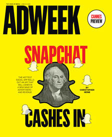 Adweek Back Issue N. 21 - 2016
