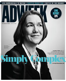Adweek Back Issue N. 22 - 2016