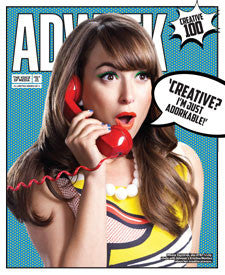 Adweek Back Issue N. 25 - 2016