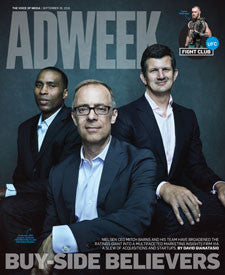 Adweek Back Issue N. 31 - 2016