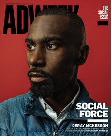 Adweek Back Issue N. 36 - 2016
