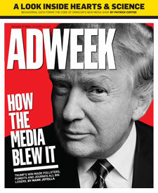 Adweek Back Issue N. 38 - 2016