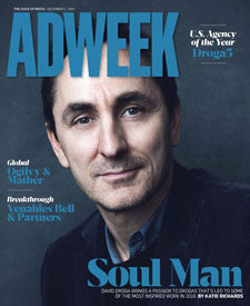 Adweek Back Issue N. 40 - 2016