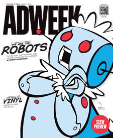 Adweek Back Issue N. 8 - 2016