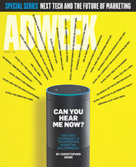 Adweek Back Issue N. 21 - 2017