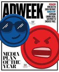 Adweek Back Issue N. 25 - 2017