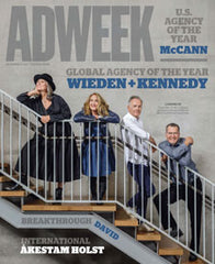 Adweek Back Issue N. 33 - 2017