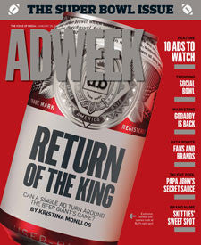 Adweek Back Issue N. 3 - 2017