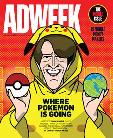 Adweek Back Issue N. 5 - 2017