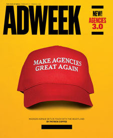 Adweek Back Issue N. 6 - 2017