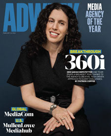 Adweek Back Issue N. 4 - 2018