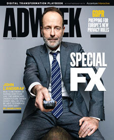 Adweek Back Issue N. 5 - 2018