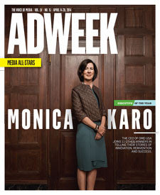Adweek Back Issue N. 15 - 2014