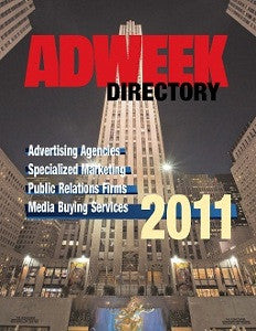 The 2011 Adweek Directory