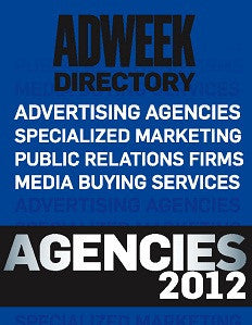 The 2012 Adweek Agency Directory