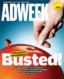 Adweek Back Issue N. 16 - 2013