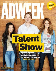 Adweek Back Issue N. 17 - 2013