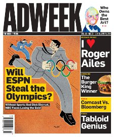 Adweek Back Issue N. 22 - 2011