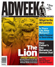 Adweek Back Issue N. 23 - 2011