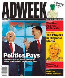 Adweek Back Issue N. 25 - 2011