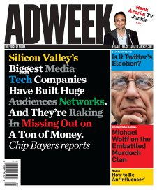 Adweek Back Issue N. 26 - 2011