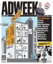 Adweek Back Issue N. 27 - 2011