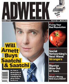 Adweek Back Issue N. 24 - 2011