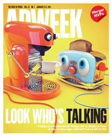 Adweek Back Issue N. 1 - 2014