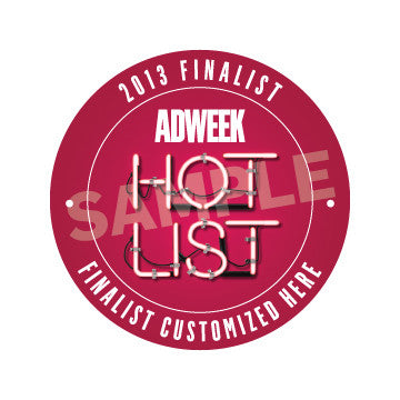 2013 Adweek Hot List Finalists - Digital