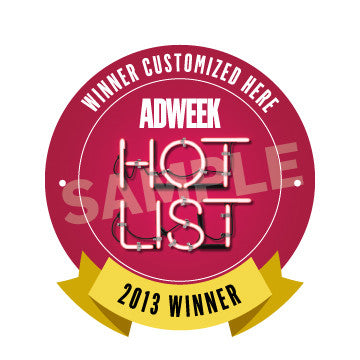 Hot List Winners - Print