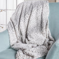 Tuscan Silver Dusk Throw Blanket