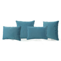 Corona Outdoor Water Resistant Pillows (Set of 4)