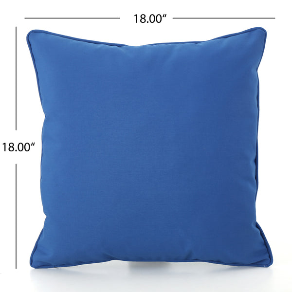 Corona Outdoor Water Resistant Pillows (Set of 3)