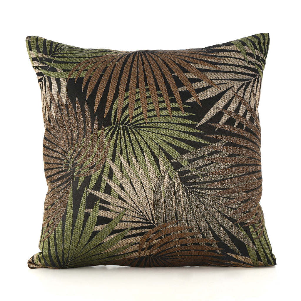 Tropical Outdoor 18 x 18 Throw Pillows
