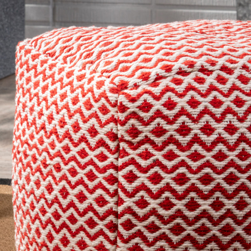 Agonda  Outdoor/Indoor Modern Boho Pouf