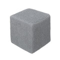 Scott Knitted Foot Stool