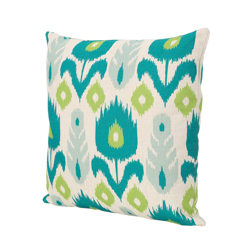 "Oprah Outdoor Water Resistant 18"" Square Pillow"