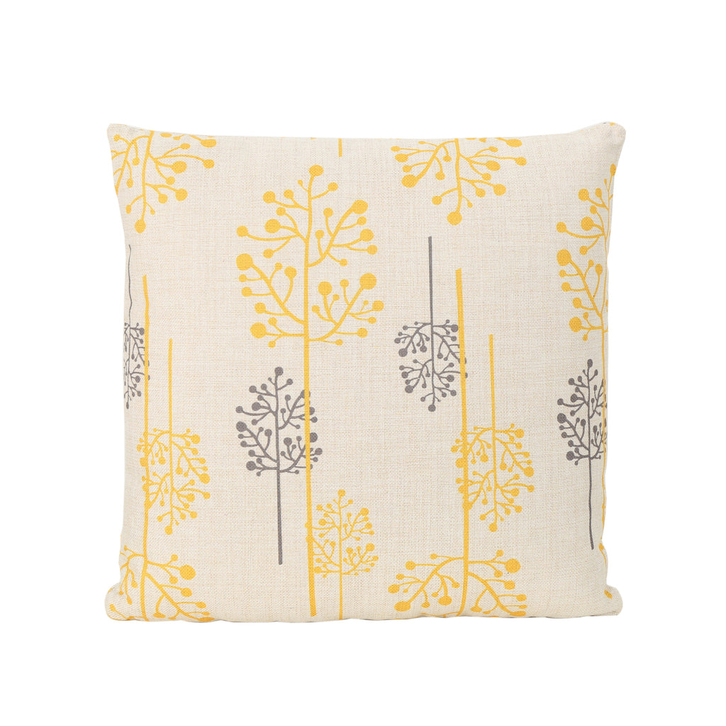 "Yvonne Outdoor Water Resistant 18"" Square Pillow"